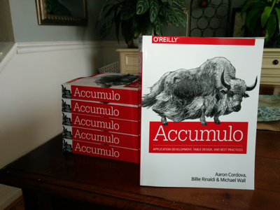 Accumulo Books